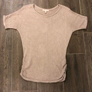 Banana Republic short sleeve sweater